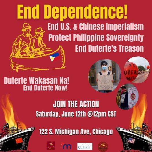 Rally to End Dependence Now! Protect Philippine Sovereignity!