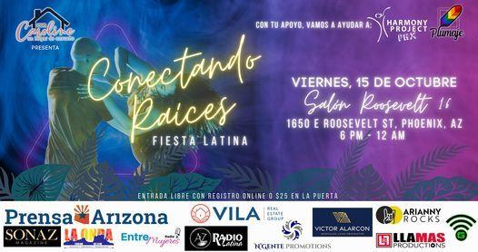 Conectando Ra\u00edces, Fiesta Latina
