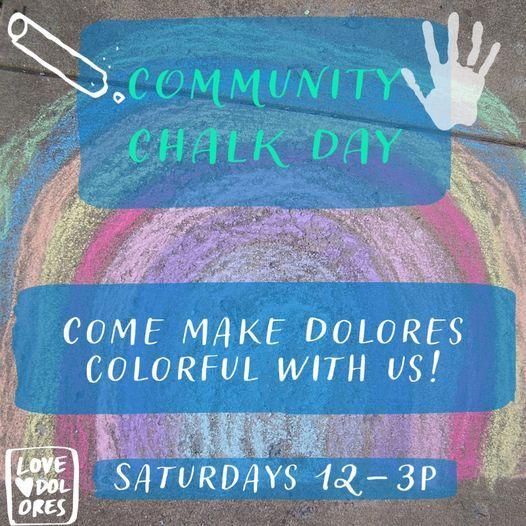Community Chalk Day