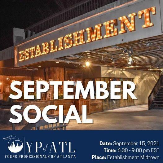 YPofATL's September Social