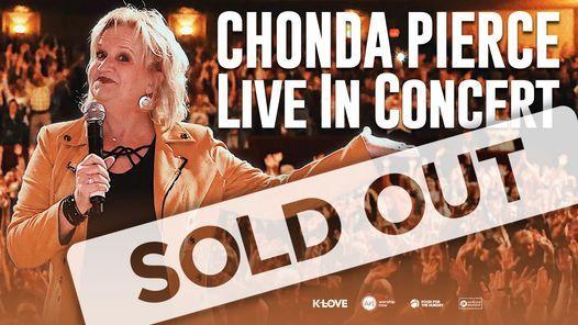 Chonda Pierce Live in Concert - Texarkana, TX - SOLD OUT