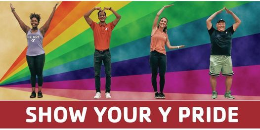 Show Your Y Pride - GX Launch Dance Party!