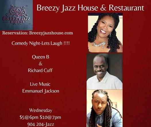 Breezy Present-Let\u2019s Laugh!