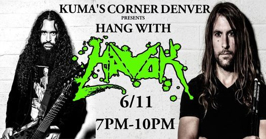 HANG WITH HAVOK!