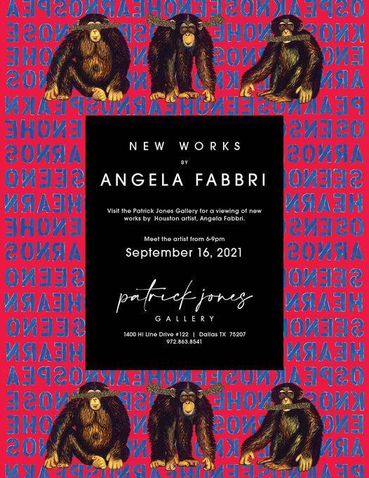 New Works by Angela Fabbri