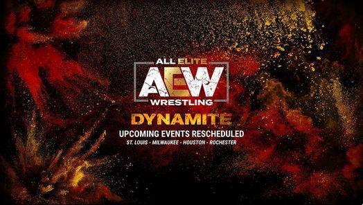 """AEW - All Elite Wrestling """"Dynamite"""" 2021"""