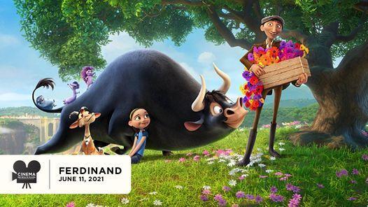 Cinema on Will\u2019s Plaza: Ferdinand
