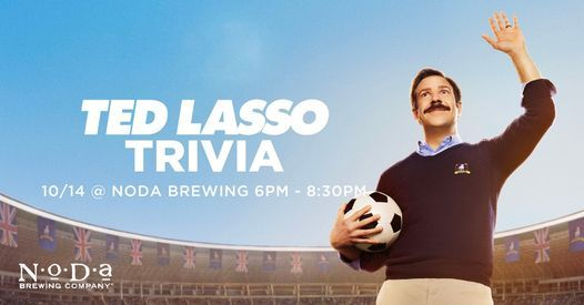 Ted Lasso Trivia!