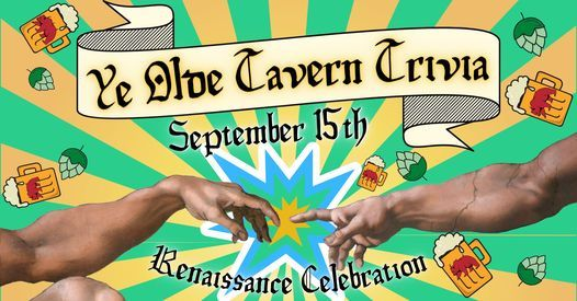 Ye Olde Tavern Trivia