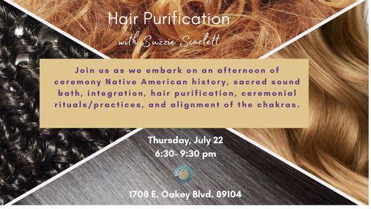 Hair Purification Ceremony