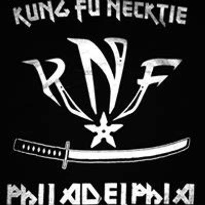 Kung Fu Necktie