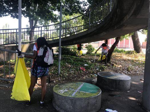 Street Outreach & Clean Up