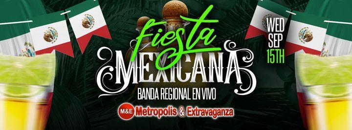 Fiesta Mexicana - Metropolis