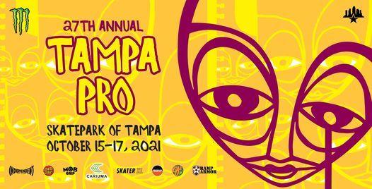 27th Annual Tampa Pro