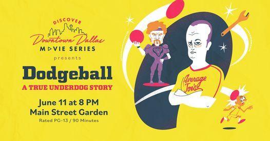 Movie Night: Dodgeball