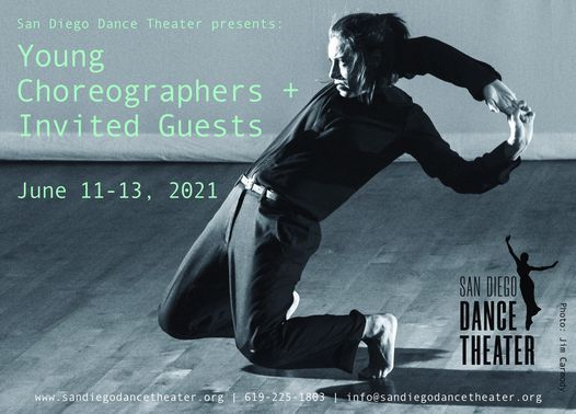 Young Choreographers + Invited Guests