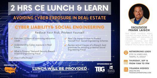 Avoiding Cyber Exposure
