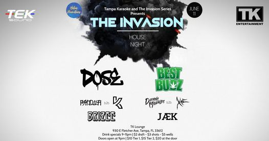 The Invasion - House Night