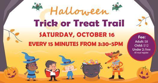 Halloween Trick or Treat Trail
