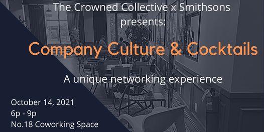 Company Culture & Cocktails: D, EQ, & I