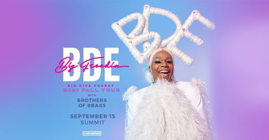 Big Freedia with Brothers of Brass