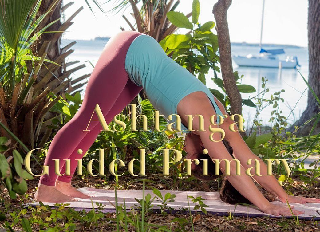 Ashtanga Guided Primary Series