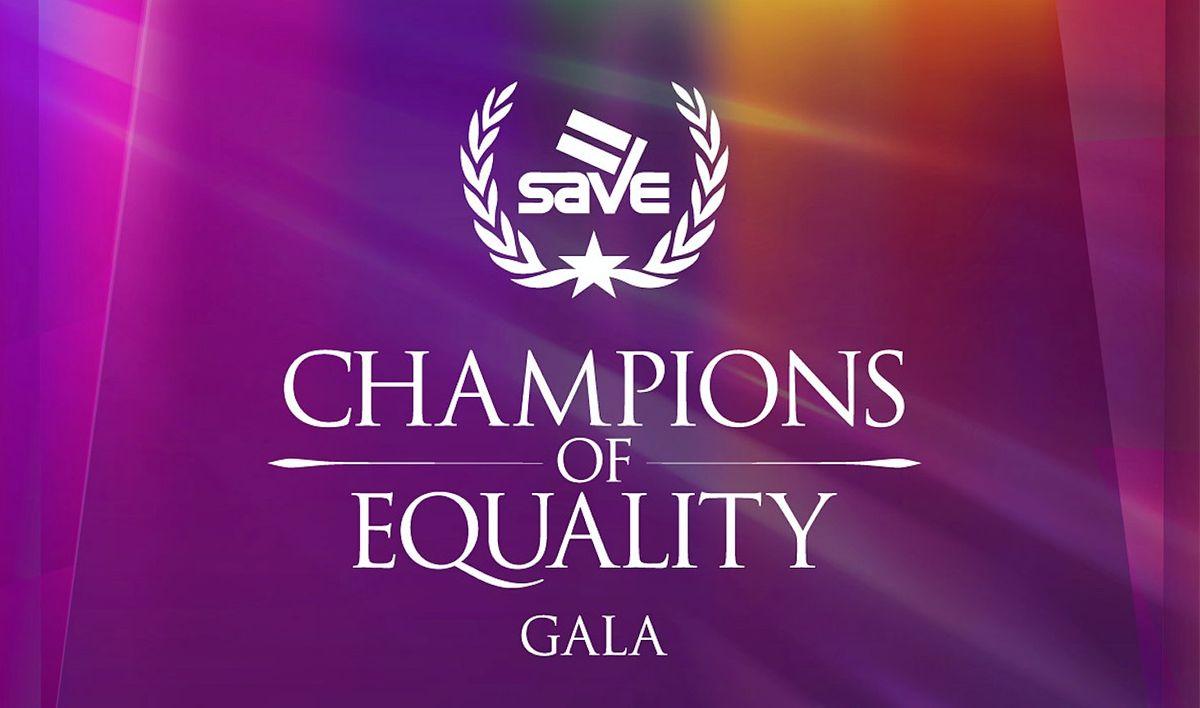 SAVE's Champions of Equality Awards Gala 2021
