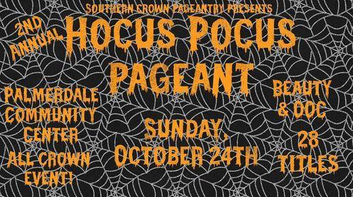 Hocus Pocus Pageant