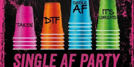 Single AF Party - American Junkie