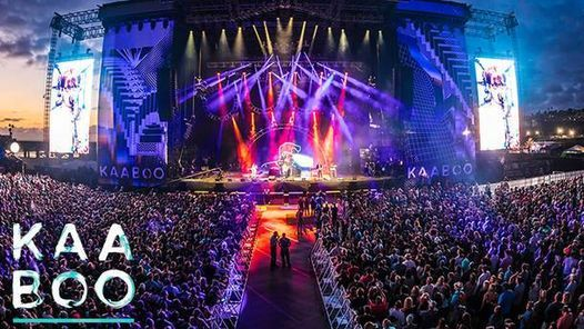 Kaa Boo Music Festival - Foo Fighters, Katy Perry, Post Malone