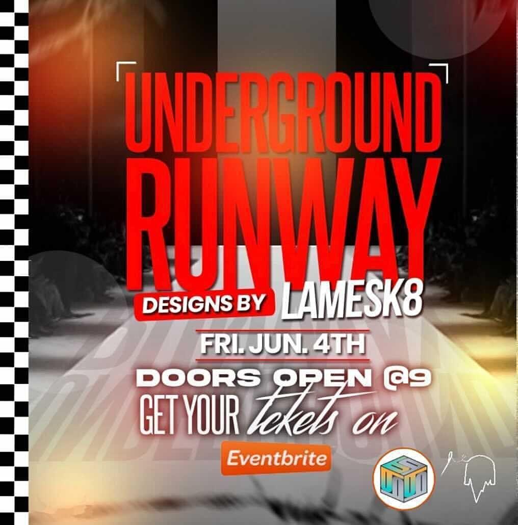 Underground runway