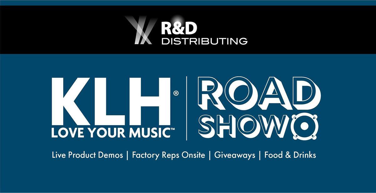KLH Audio Roadshow - Denver