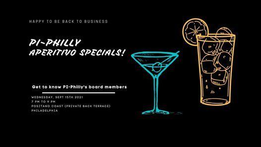 Pi-Philly Aperitivo Special