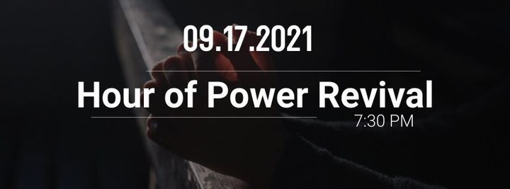 Hour of Power Revival