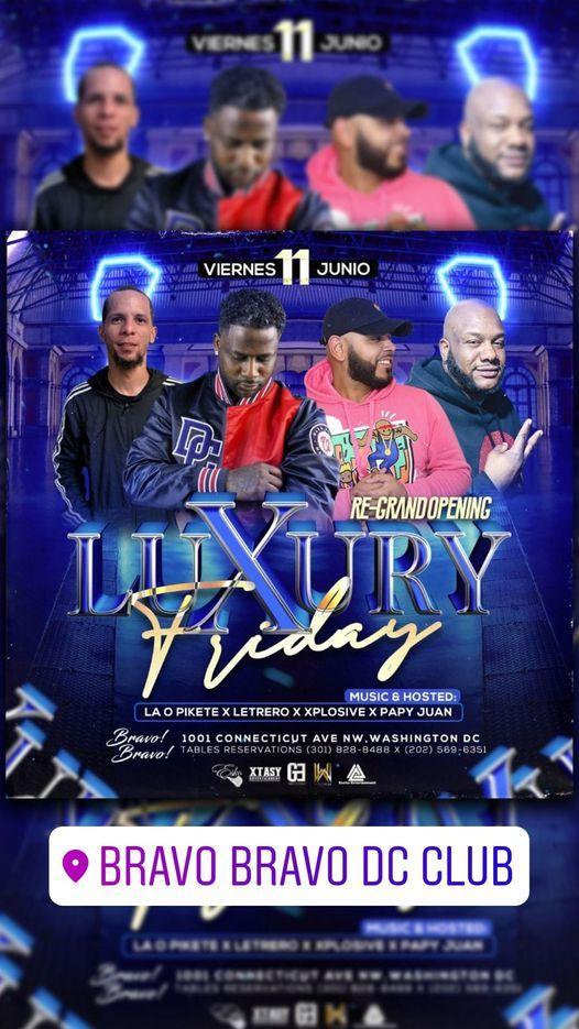 Luxury Fridays\/BravoBravo