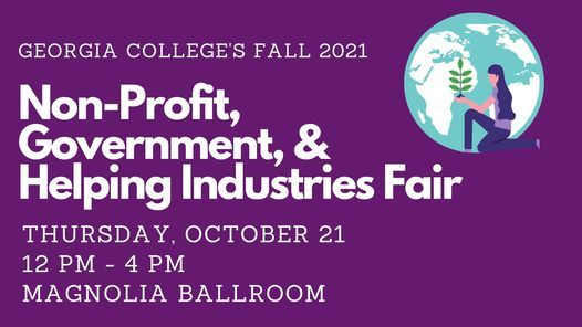 Non-Profit, Government, & Helping Industries Fair - Fall 2021
