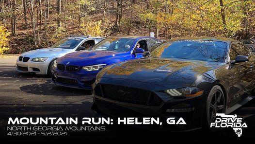 DF Mountain Run: Georgia Mountains