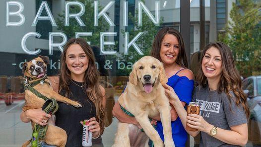 Barkin' Creek Grand Opening Party