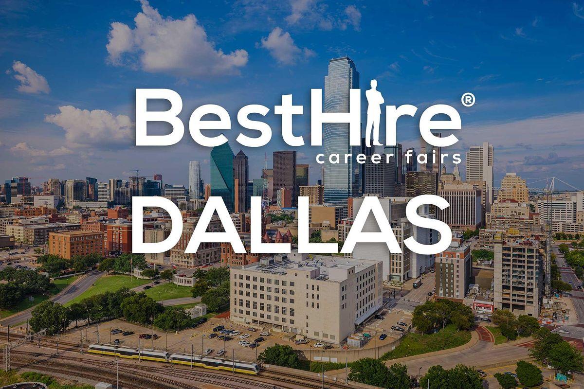 Dallas Job Fair October 14, 2021