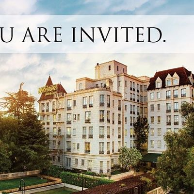 Industry Seminars at the Church of Scientology Celebrity Centre