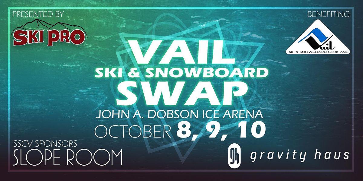 Vail Ski & Snowboard Swap.  Skis, Snowboards, Winter Clothing Sale 2021.