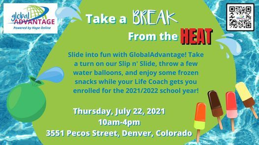 Beat the Heat Party!
