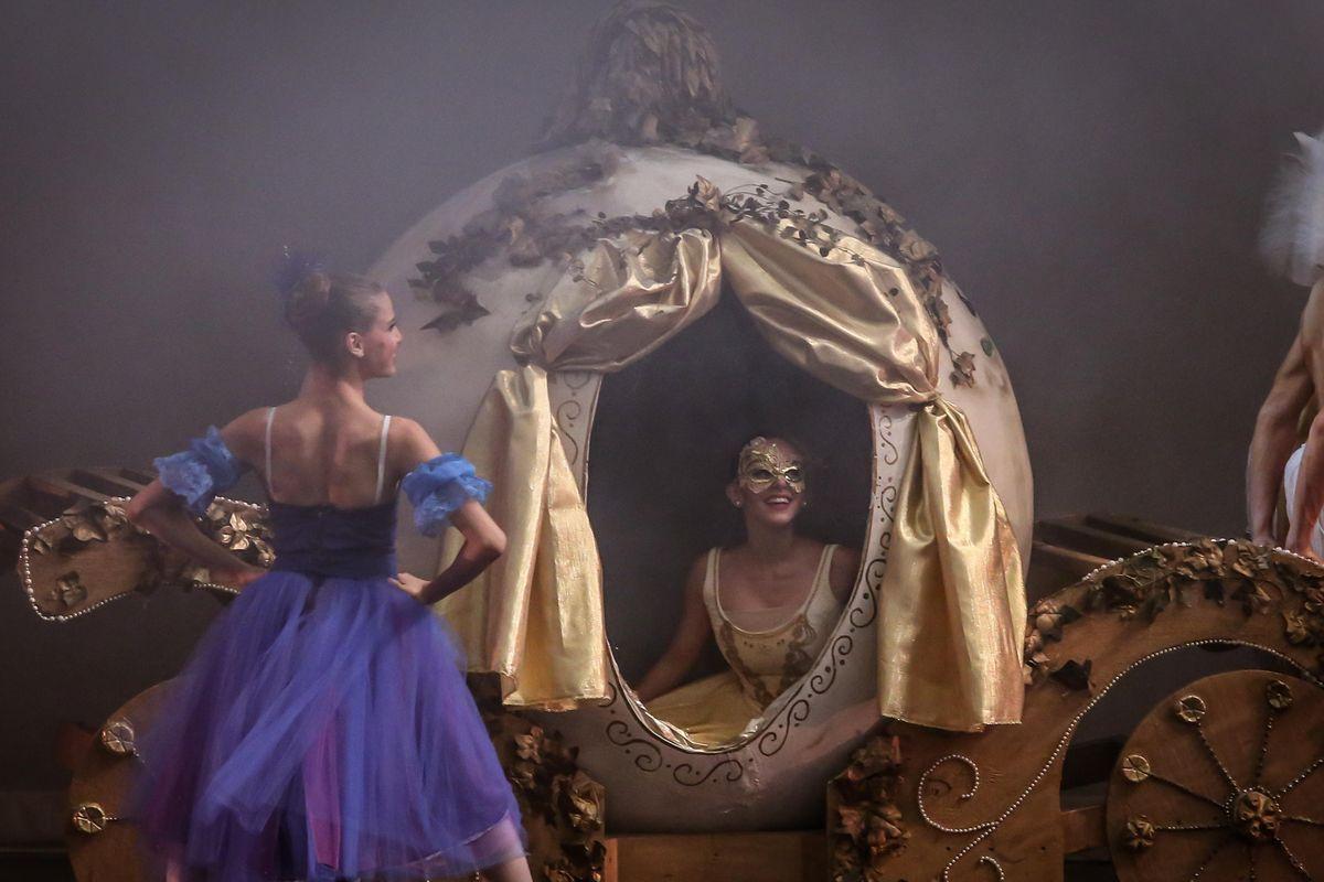 America's Ballet School presents Cinderella