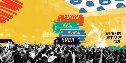 Capitol Hill Block Party 2021
