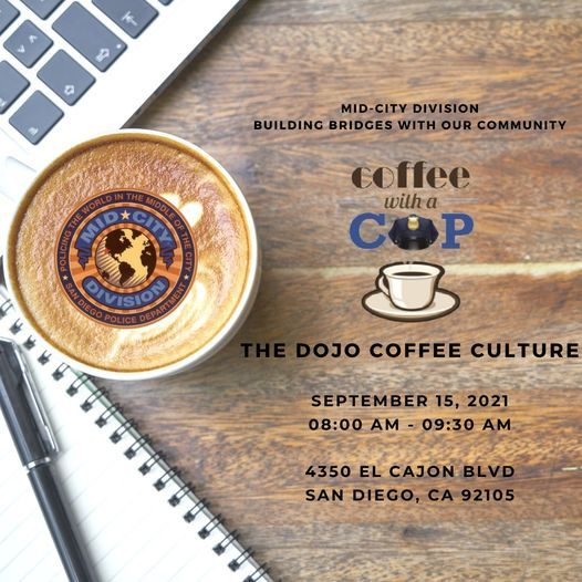 Coffee With a Cop - Mid-City Division
