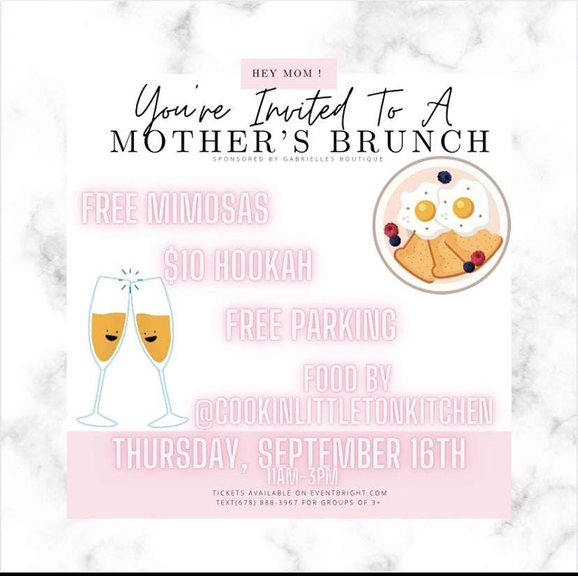 Mother\u2019s Brunch