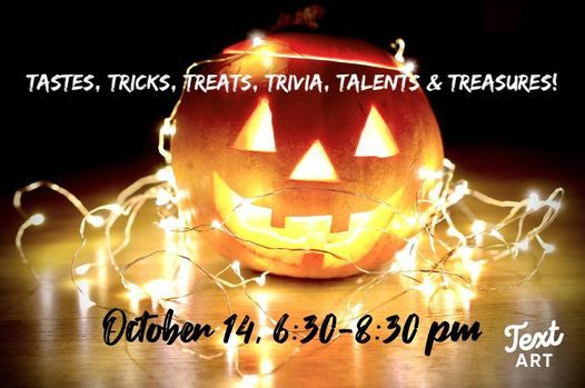 Fall Fun Charity Event