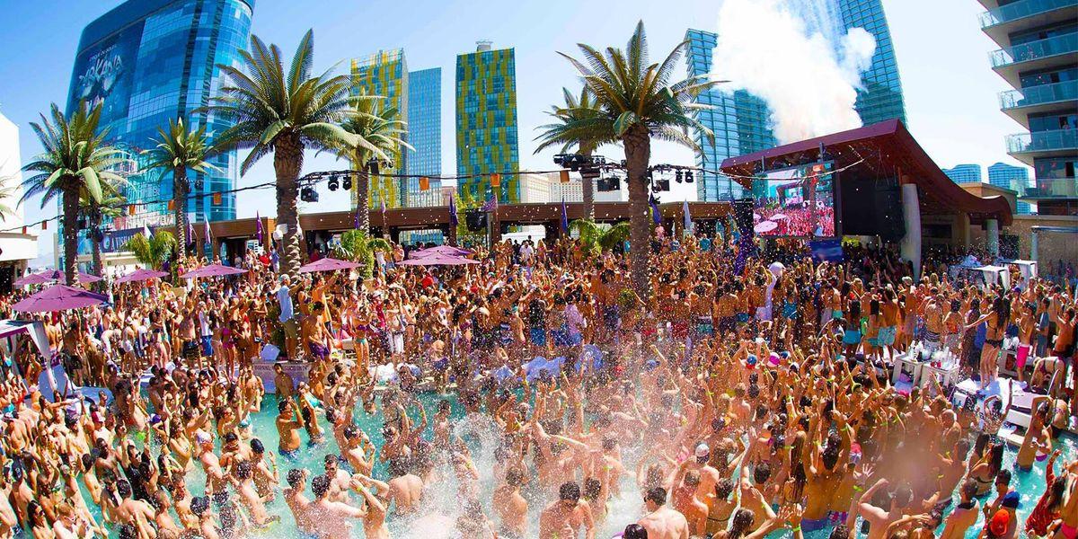 LIVE DJ at Vegas Dayclub - JULY 22 - Guestlist!