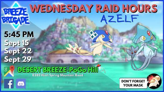 AZELF RAID HOUR #1