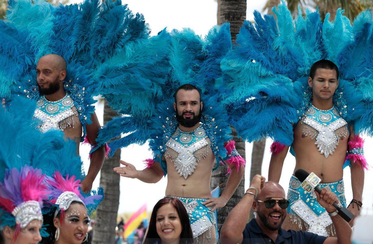 Miami Beach Pride Festival VIP Tent - Sunday